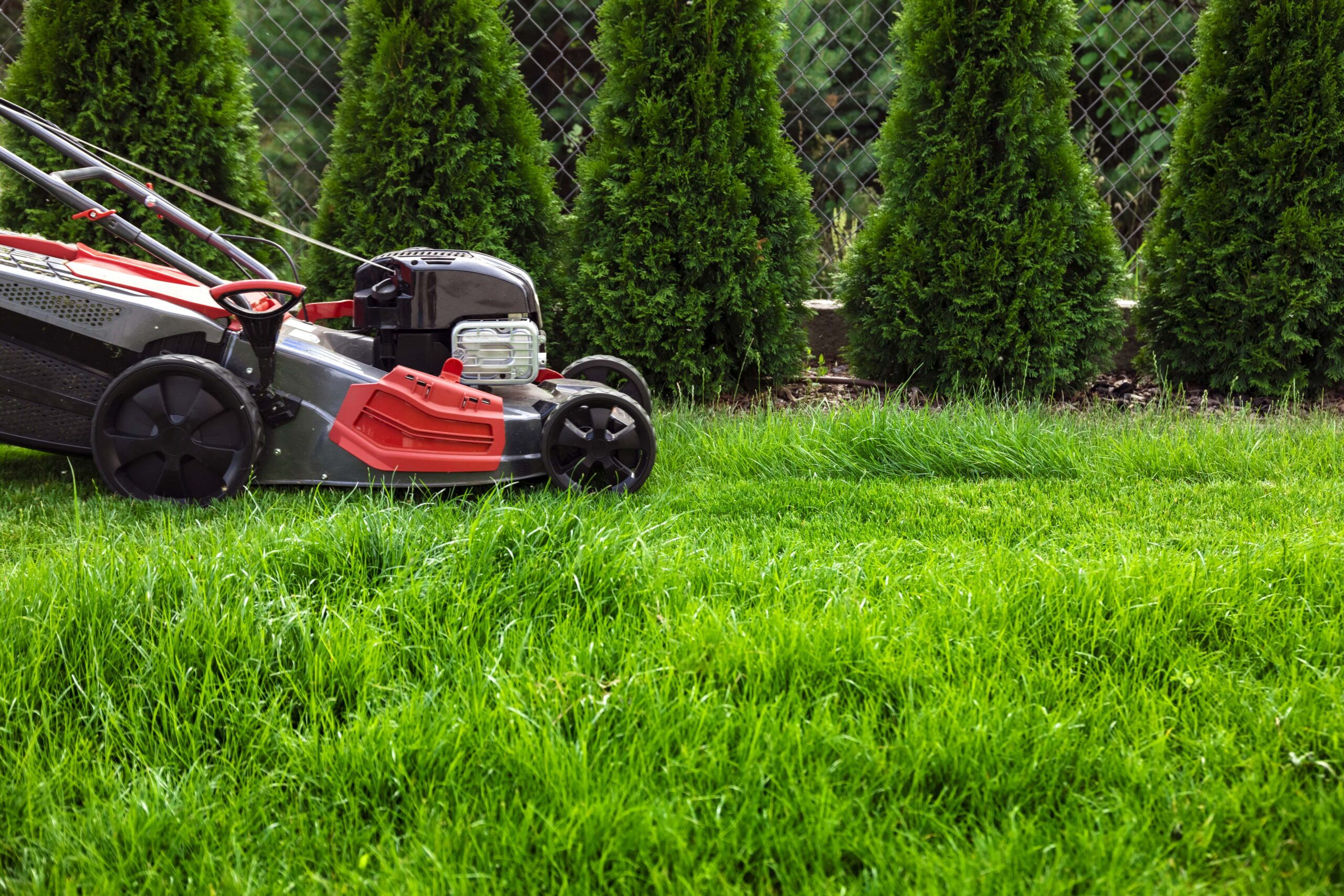 mowing-green